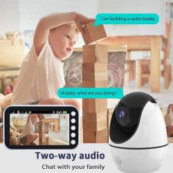 2.4GHz Wireless Babyphone avec vision nocturne avec infrarouge