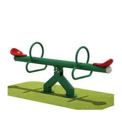 Qualitäts-vertikales Stahlschwanken-im Freienspielplatz-Gerät im Park