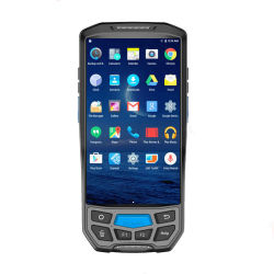 Карманных портативных КПК сканер отпечатков пальцев устройства чтения карт памяти с помощью GPS штрихового кода QR