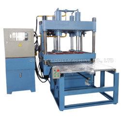 آلة صنع الفتات المطاطية الجديدة / معدات الطوب المطاطي