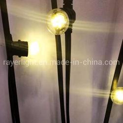 E27交換可能なLEDのクリスマスの装飾的な照明球ストリング