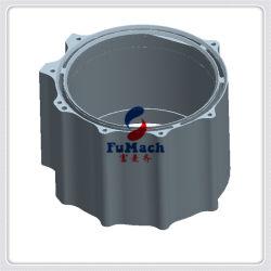 6063 T5/T8 OEM анодированный корпус экструзии алюминиевых профилей