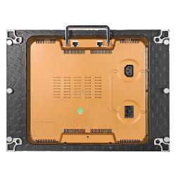 P1.25 UHD Display LED para reunião de alto nível de publicidade de monitorização