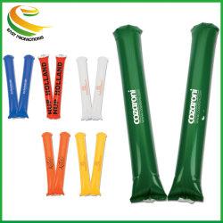 PE 팽창식 갈채를 보내는 천둥 공기 강타 강타 지팡이