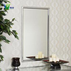 Le bord biseauté miroir décoratifs en aluminium pour la vente de verre