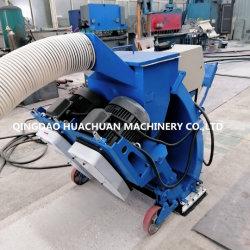 China Horizontal el suelo de hormigón de la máquina de limpieza criogénica de disparo automático