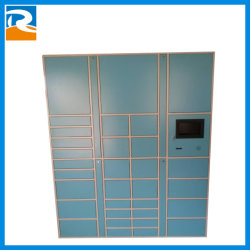 Les matériaux de construction métallique en aluminium de casier des armoires de cuisine
