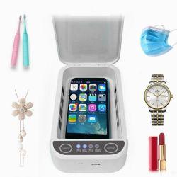 Lampe UV populaire Boîte de stérilisation Stérilisation Désinfection UV Sac voyage/mini portable Househould stérilisateur UV cas
