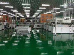 Voiture de l'usine complète de la conception de la climatisation de la courroie du convoyeur d'assemblage de transporteur de ligne de la ligne de produits de transmission
