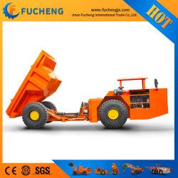 8 tonne Heavy Duty Diesel automatique profil inférieur d'exploitation minière souterraine dump/benne des camions pour tunnel avec moteur Deutz