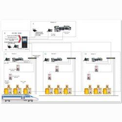 Neues Design Ehps-Lösung Nottelefon Help Point Metro System