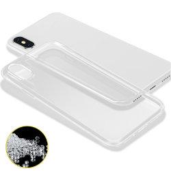 Freie dünne nehmen passenden transparenten erstklassigen flexiblen weichen TPU Stoßfall der Schutzkappe-für iPhone X 10 ab