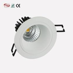 Anti-Glare 흐리게 하는 7W 9W 90mm 그만두어진 옥수수 속 LED Downlight는을%s 가진 주조 알루미늄을 정지한다