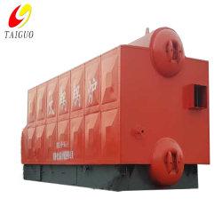 La rejilla de la cadena industrial Stoker 3MW 4MW caldera de vapor de chips de madera