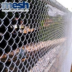 Hot-diped gegalvaniseerde Chain Link Fence for Sale
