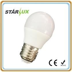 Светодиодные лампы G45 светодиодный глобус лампа 5 Вт E27 3000K/4100K/6500K