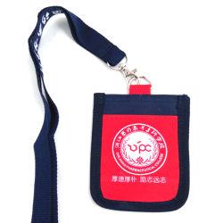 Supporto di distintivo stampato cavo registrabile del poliestere