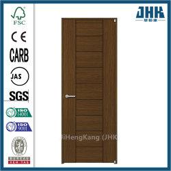 Jhk dentro do armário de cozinha antigo de giro automático porta de madeira embutida