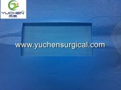 Uso hospitalar pulseira SMS/DO SMMS cirúrgicos estéreis descartáveis de pano enrole o pacote cirúrgico