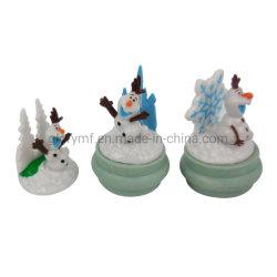 Custom полимерная смола судов / рождественских подарков для детей