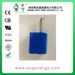 6600Мач цилиндрических размера 18650 перезаряжаемый литий-ионных аккумуляторных батарей 3,7 В
