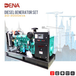 20 Ква-2000ква три этапа Silent дизельные силовые установки Weifang Электрогенератор с двигателя
