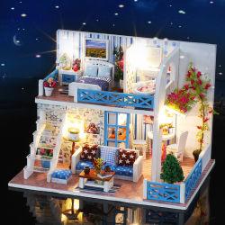 Handmade DIY Dollhouse miniatures Décoration de Noël