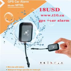 Mt05 allarme per auto GPS/GSM per antifurto, motore con blocco a distanza tramite SMS/APP/piattaforma (MT05-JU)