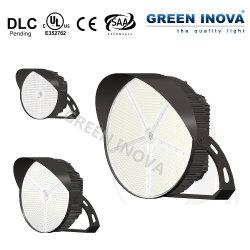 LED rondes Stadium de sports d'éclairage des projecteurs de lumière avec DLC UL Ce CB ENEC CCE SAA PSE Nom (300W 400W 500W 600W 750W 950W 1200W)