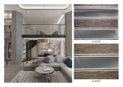 Decorativos de vidro de alta qualidade, cortinas Rolo Zebra tecido estores