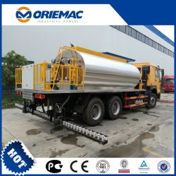 Dongfeng 190CV 8m3 de betún de pulverización carretillas Distribuidor de asfalto