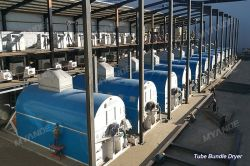 高品質の機械装置を処理するターンキー澱粉