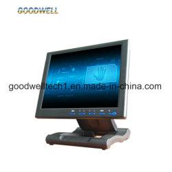 10.4 TFT LCD mit wahlweise freigestelltem Touch Screen für Auto-Navigation