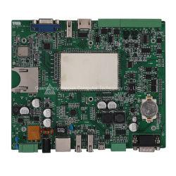 Panel Industrial de la tarjeta madre VGA Android ordenador con el módulo de Tablet PC integrado