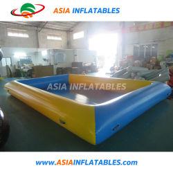 0,9 mm géant gonflable en PVC Eau de piscine Piscine pour adultes