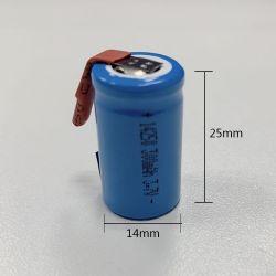 3.6V 300mAh 14250 AA Lithium-Batteriepram-Batterie