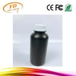 precio de fábrica 1000 ml de tinta UV de color blanco para impresora Ricoh UV