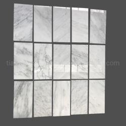 Wit marmer op maat geknikt voor Walling en Flooring/Pure Wit/Crystal White/Oriental White Marble Slabs