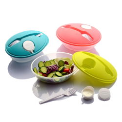 Multi Fach-Plastikmittagessen-Kasten-Nahrungsmittelbehälter - Mikrowelle u. Spülmaschine Safe /Food-Kasten
