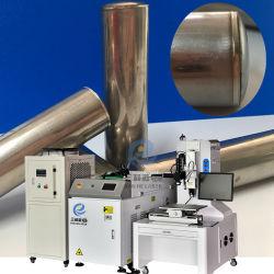 Roestvrij staal van de Machine van het Lassen van de Laser van de Vezel van de Fabrikant van China het Automatische 4axis