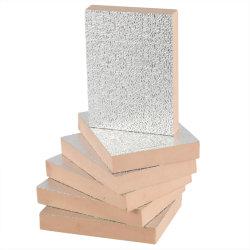 Pannello preisolato in schiuma fenolica per isolamento termico a parete e HVAC