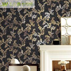 0,53X10m Lujoso de alta qualidade e papel de parede elegante para interior
