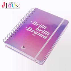 Notebook personalizzato formato A4/A5 studente esercizio Stampa casearia per ufficio Offerta OEM/ODM Benvenuti