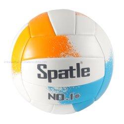 Volleyball Belüftung-Deckel-Zoll-Firmenzeichen der Größen-5 Machine-Stitched