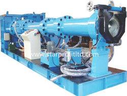 La extrusora de caucho/Pin fría de barril extrusora de alimentación/máquina de extrusión de goma y caucho maquinaria de extrusión