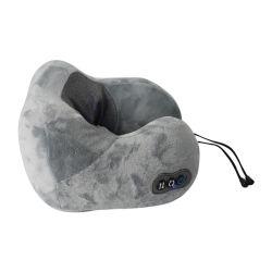 Massajando eléctrico travesseiro Pescoço Cordless Electrical U pescoço travesseiro para amassar Massagens Corporais