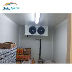 El alimento comercial Carne Pescado frigoríficas de almacenamiento frigorífico congelador Venta de equipo de un cuarto frío.