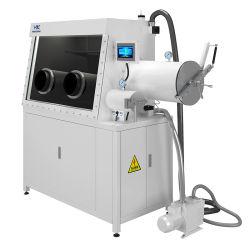 محتوى الأكسجين المائي أقل من 1 صفحة في الدقيقة في مختبر الغاز، المكنسة الكهربائية صندوق مع تنقية الهواء