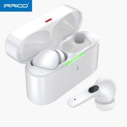 비용을 부과 케이스를 가진 Earbuds 이어폰 스포츠 이동 전화 Xmas 선물 크리스마스 선물 방수 상한 작풍 Bluetooth 5.0