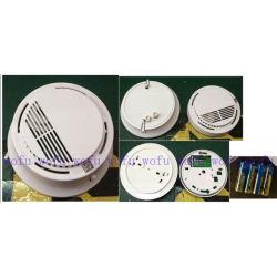 Detector de fumo sem fios Wf-Lx222RF para gravação de voz